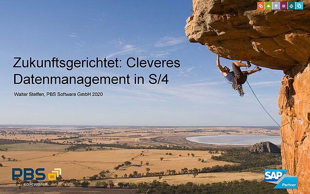 Datenmanagement S/4