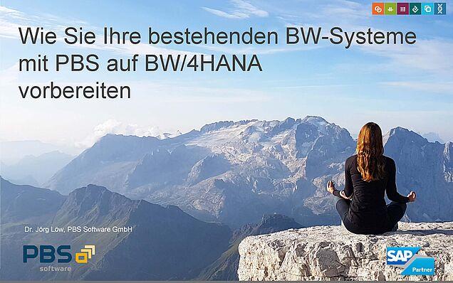 BW/4HANA
