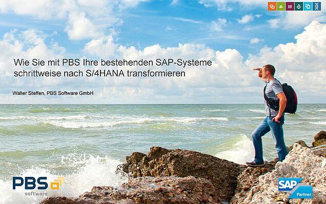 SAP Systeme transformieren